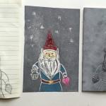 Valentine Gnome Set