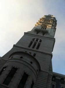 Philadelphia City Hall Tower